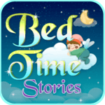 Bedtime Stories Goodnight : short stories for kids icon