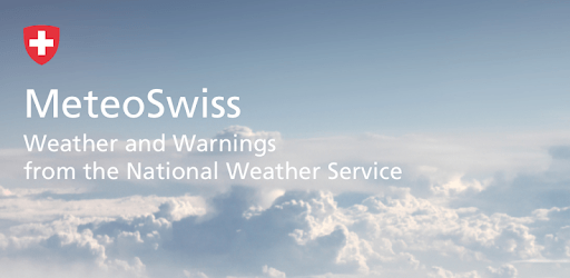 MeteoSwiss pc screenshot