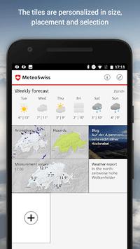 MeteoSwiss APK screenshot 1
