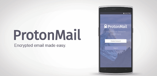 ProtonMail - Encrypted Email pc screenshot