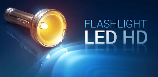 Flashlight HD LED pc screenshot