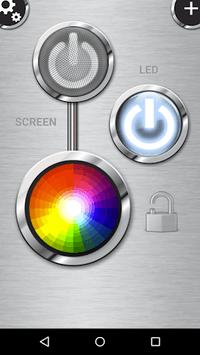 Flashlight HD LED APK screenshot 1