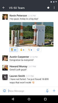 Rocket.Chat APK screenshot 1