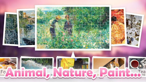 Dream Jigsaw Puzzles World 2018-free puzzles APK screenshot 1
