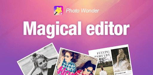 PhotoWonder: Pro Beauty Photo Editor&Collage Maker pc screenshot