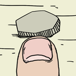 Finger God icon