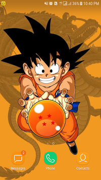 Legendary Dragon-Ball Z Wallpapers 2018 APK screenshot 1