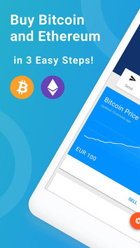 Luno: Buy Bitcoin, Ethereum & Cryptocurrency Now APK screenshot 1