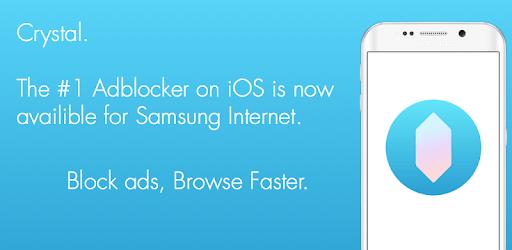 Crystal Adblock for Samsung pc screenshot