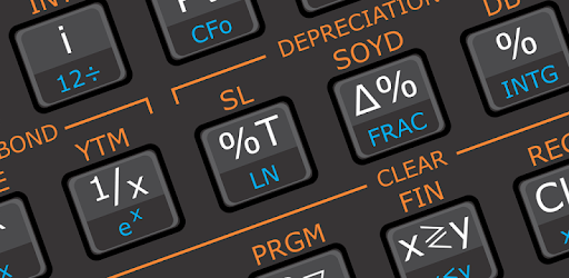 Touch Fin Calculator (free) pc screenshot