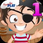 Pirate 1st Grade Fun Games icon