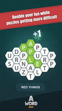 A Word Game APK screenshot 1