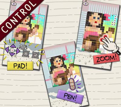 Picross Mon APK screenshot 1