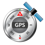 Compass With GPS Map icon