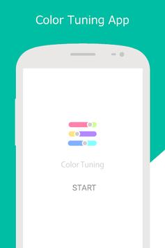 Color Tuning(Color correction) APK screenshot 1