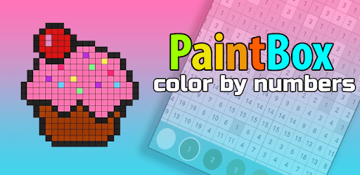 PaintBox - Sandbox Number Coloring Color by Number pc screenshot