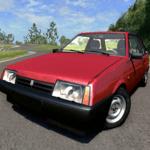 Russian Car Driver HD APK icon