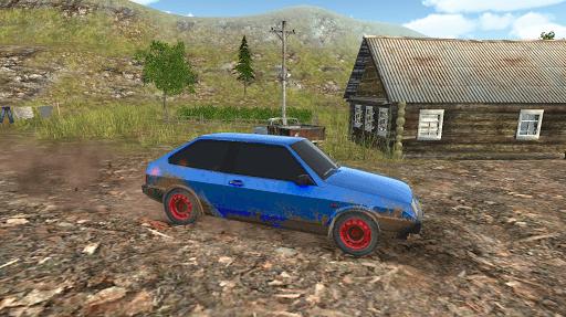 Russian Car Driver HD APK screenshot 1