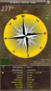Sun & Moon Calendar APK screenshot 1