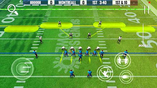 American Football World Cup APK screenshot 1