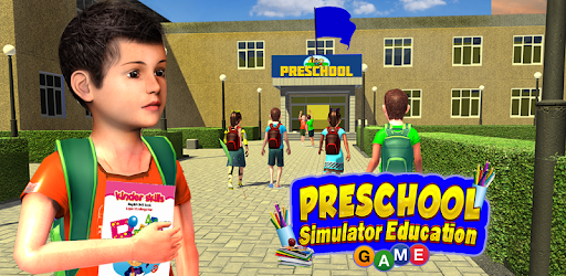 Preschool Simulator: Kids Learning Education Game pc screenshot