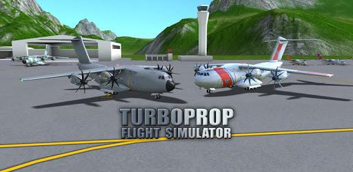 Turboprop Flight Simulator 3D pc screenshot
