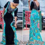 African Dress Design icon