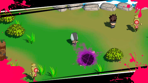 Great Ninja Clash 3 APK screenshot 1