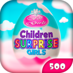 Surprise Eggs for Girls APK icon
