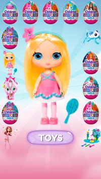 Surprise Eggs for Girls APK screenshot 1