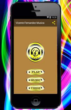 Vicente Fernandez - Canciones APK screenshot 1