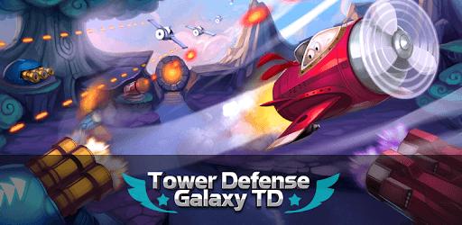 Tower Defense: Galaxy TD pc screenshot