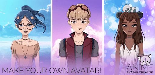 Anime Avatar Creator: Make Your Own Avatar pc screenshot