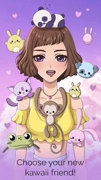 Anime Avatar Creator: Make Your Own Avatar APK screenshot 1