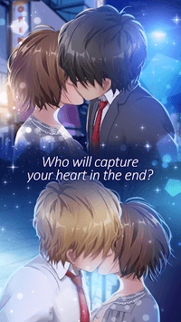 Anime Love Story Games: ✨Shadowtime✨ APK screenshot 1