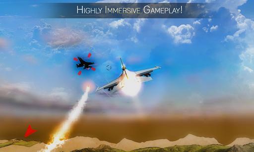 Air Combat: Galaxy battle 2018 APK screenshot 1
