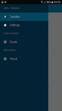 HSPA+ Tweaker (3G booster) APK screenshot 1