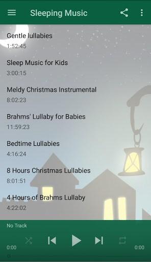 Sleeping Music for Kids 2021 APK screenshot 1