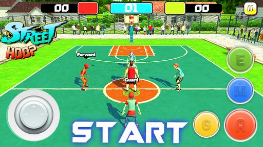Street Hoop: Basketball Playoffs APK screenshot 1