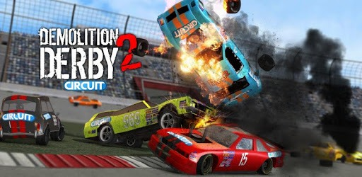 Demolition Derby 2 pc screenshot