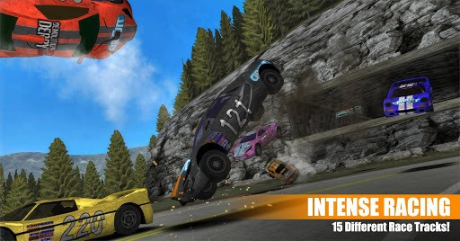 Demolition Derby 2 APK screenshot 1