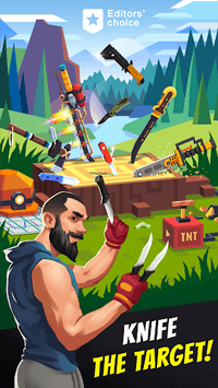 Flippy Knife APK screenshot 1