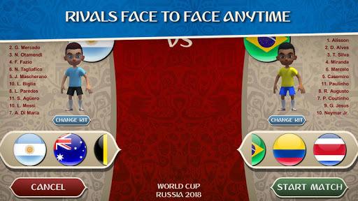 Soccer World Cup - Soccer Kids APK screenshot 1