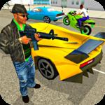San Andreas Crime Fighter City icon