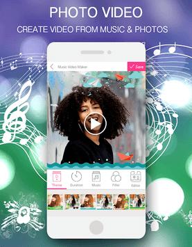 Music Video Maker APK screenshot 1