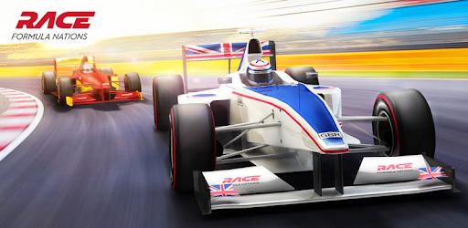 RACE: Formula nations pc screenshot