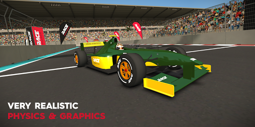 RACE: Formula nations APK screenshot 1