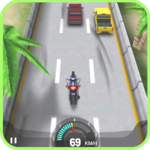 Moto Racing 3D Game icon