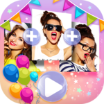 Birthday Slideshow And Video Maker With Music icon