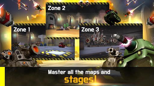 Rookie Tank - Hero APK screenshot 1
